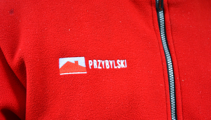 Bluzy z nadrukiem Przybylski