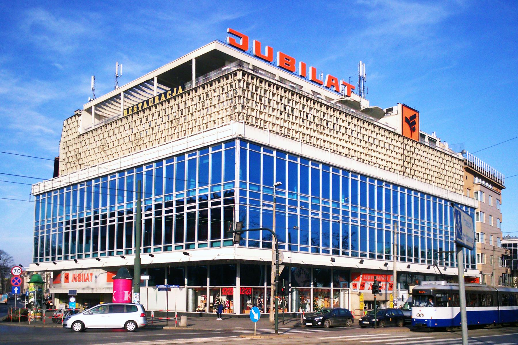Jubilat Fasada Aluminiowa