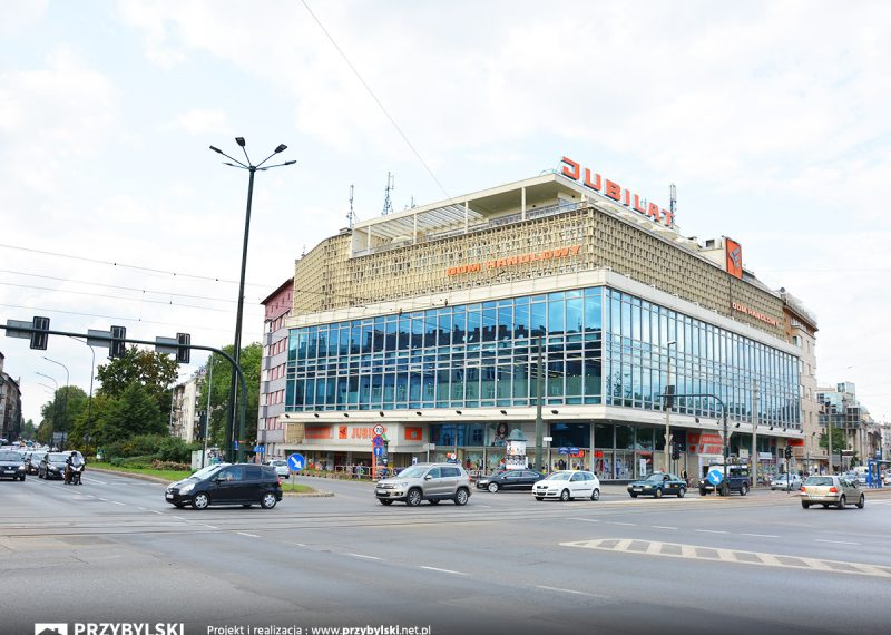 Dom Handlowy Jubilat renowacja