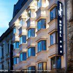 Hotel Logos Konstrukcja aluminiowa