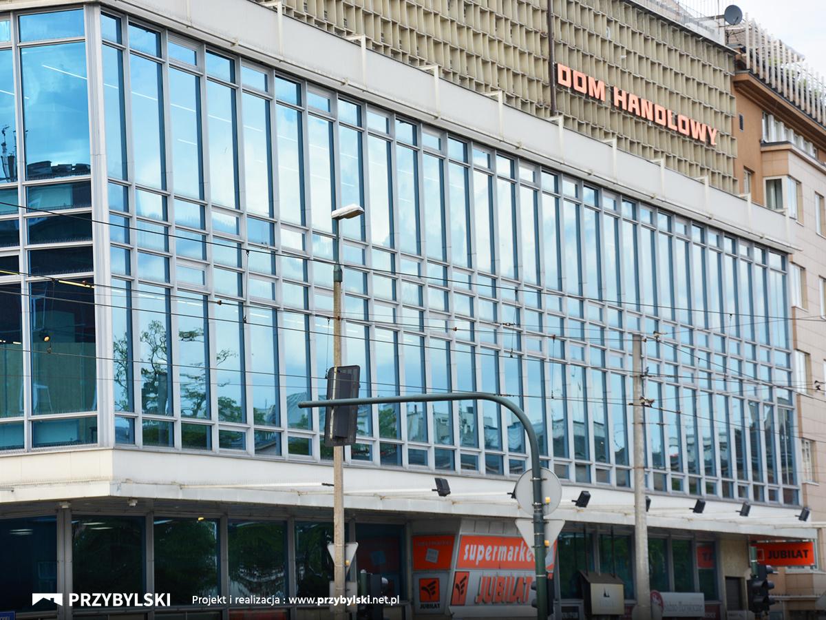 Naprawa fasad Jubilat Kraków