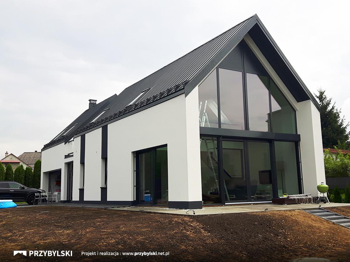 Nowoczesne fasady aluminiowe