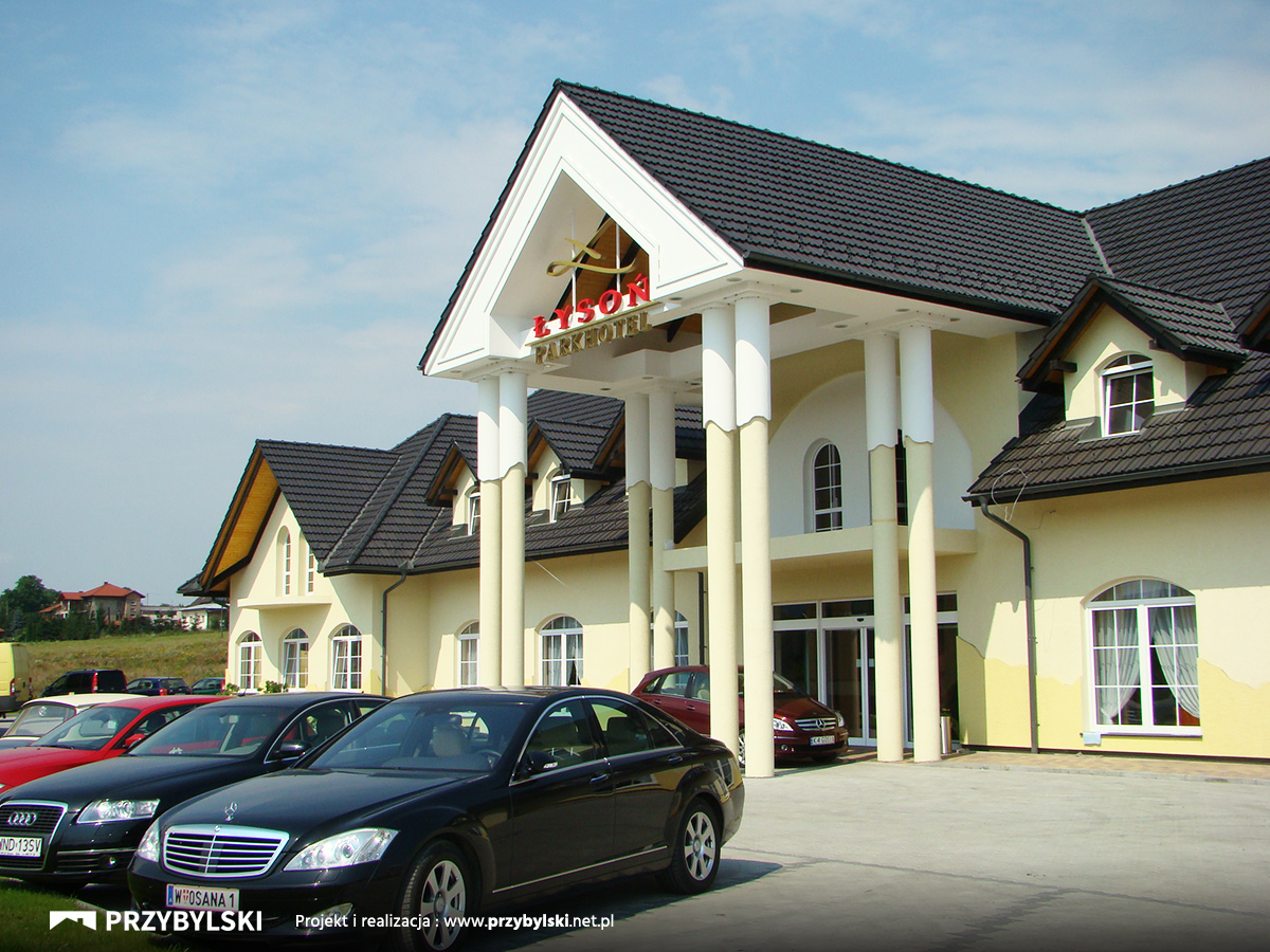 Park Hotel Łysoń Inwałd