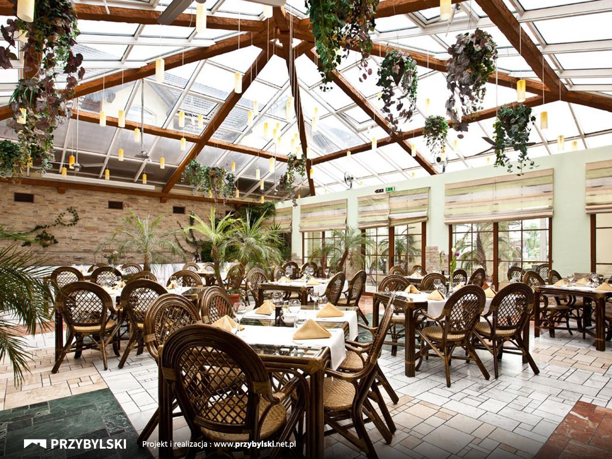 Park Hotel Łysoń restauracja