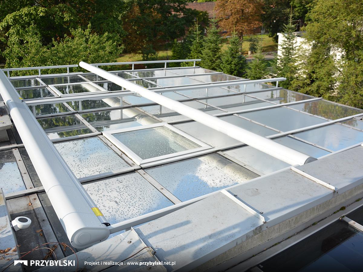 Rolety dachowe na ogród zimowy 2