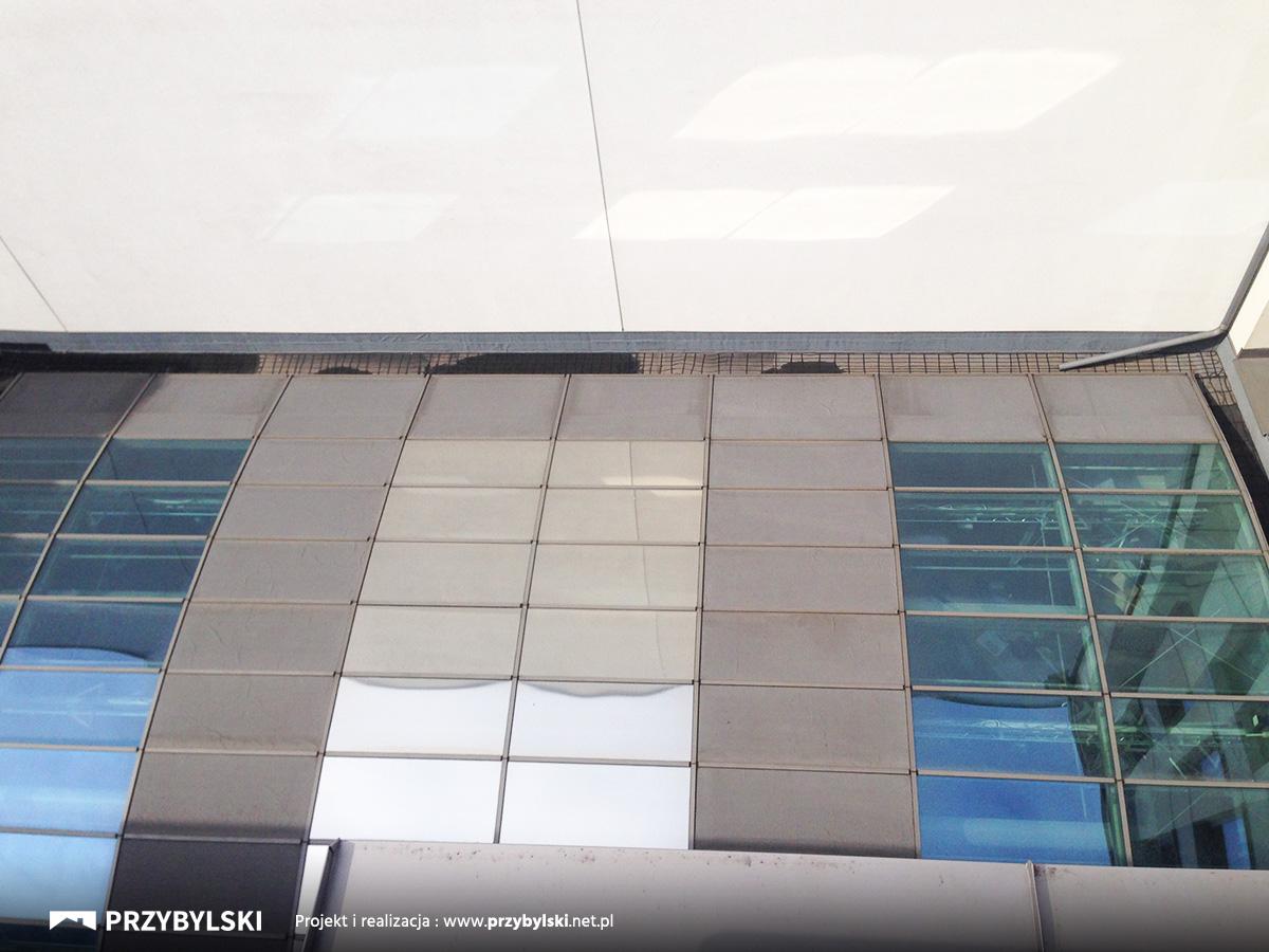 Dachy szklane dla hoteli