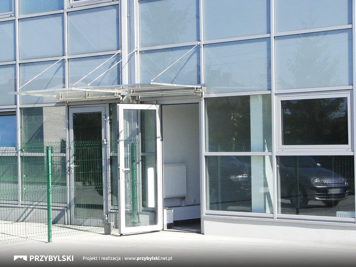 Drzwi aluminiowe producent