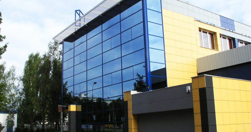Fasada aluminiowa Łódź