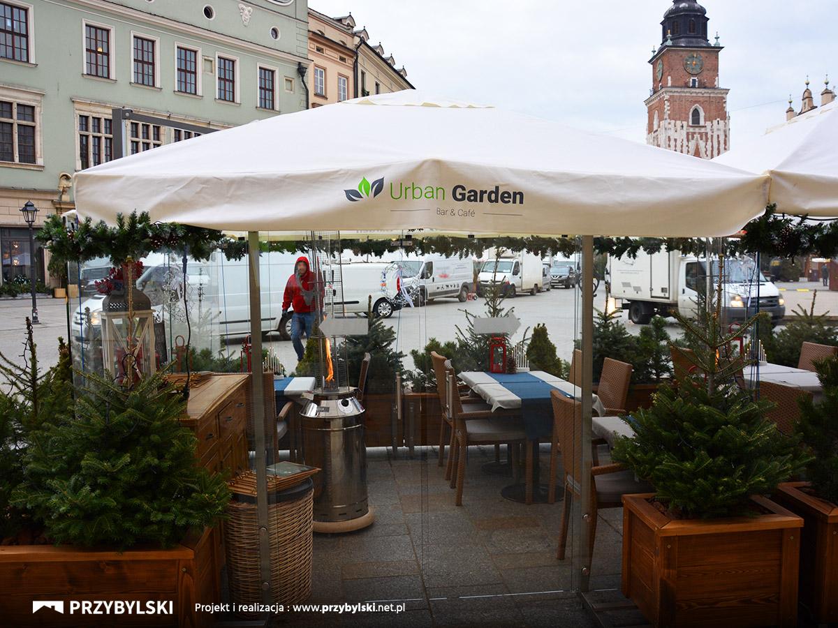 Urban Garden Bar Cafe