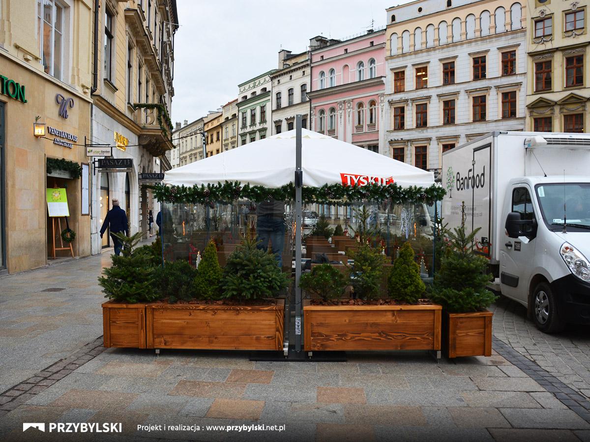 Urban Garden Rynek Kraków